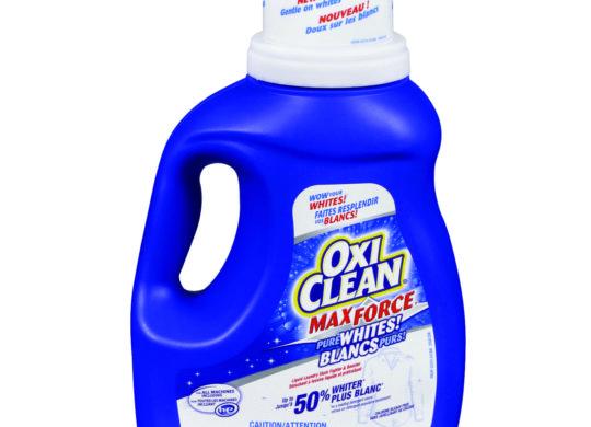 Oxiclean Détachant Liquide Max Force Blancs Pures