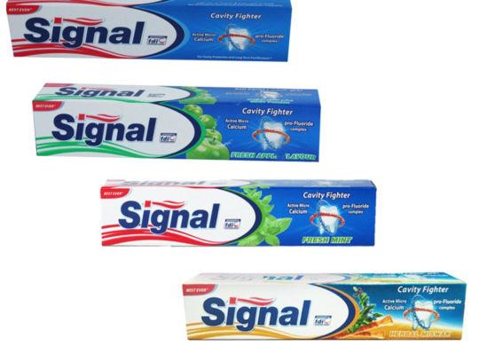 Signal Anti caries (Cavity fighter)